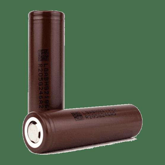 Köp 18650-batteri till din e-cigarett