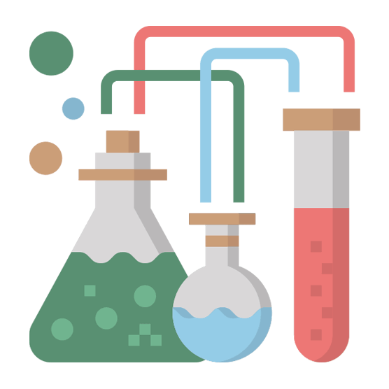 Basvätska och shots för DIY E-juice