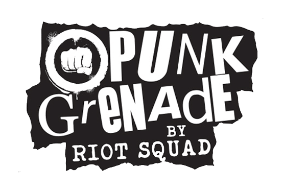 Köp Punk Grenade Shortfills i Sverige