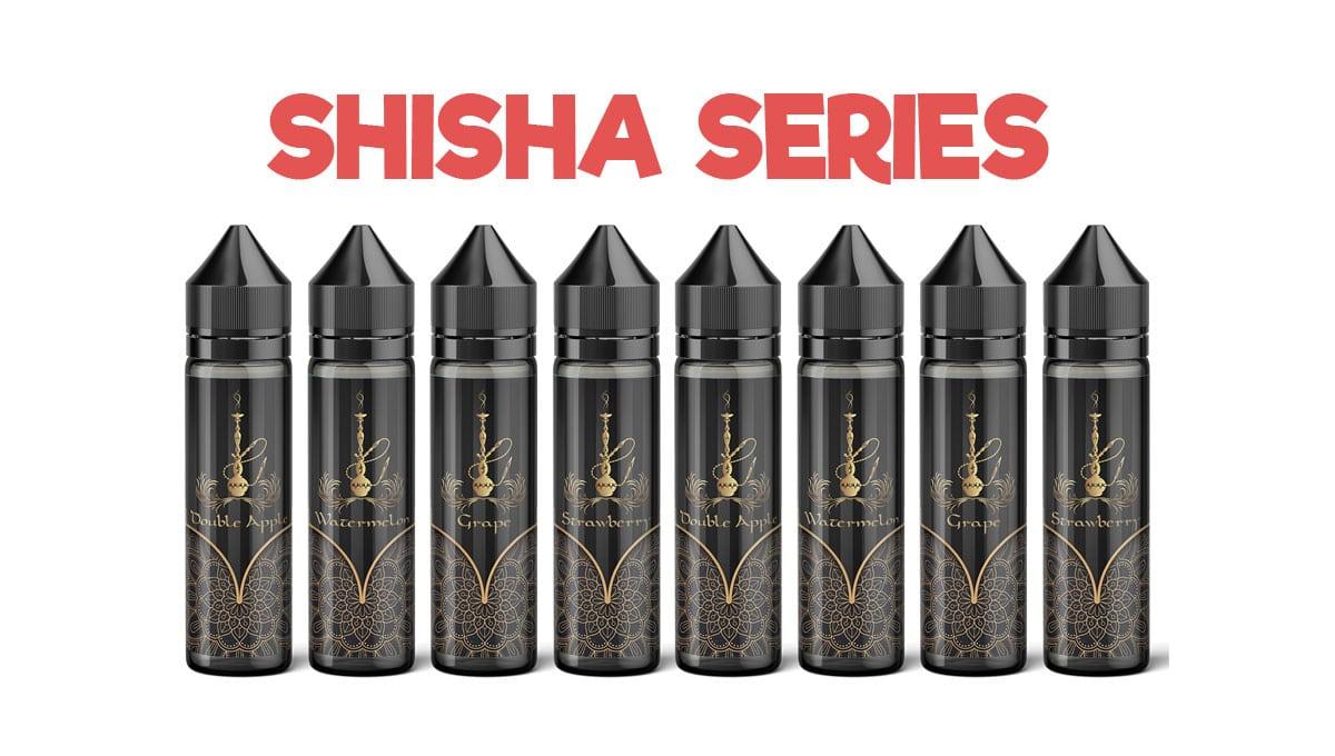 Köp shisha series shortfills