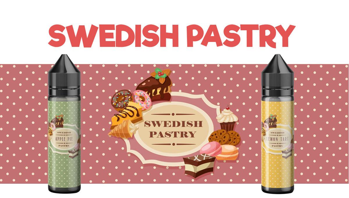 Swedish Pastry shortfills