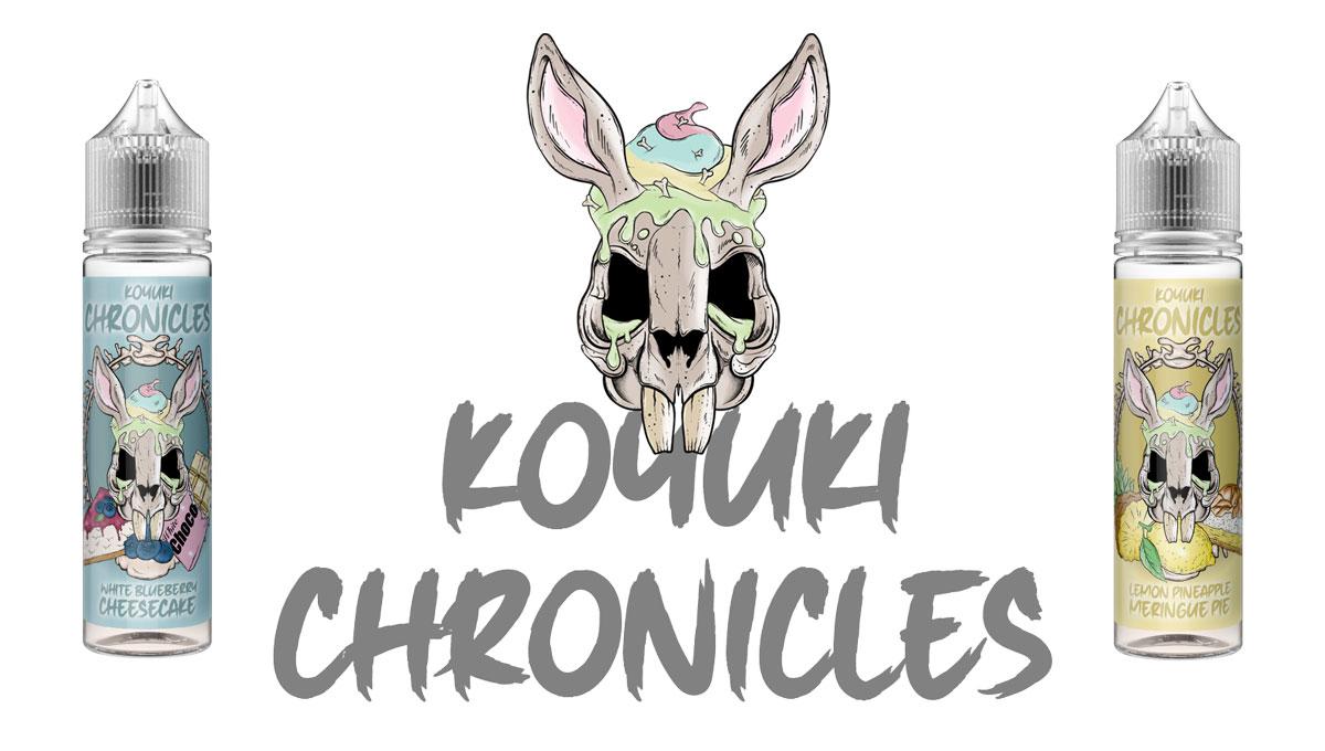 Dr Koyuki's nya serie Chronicles