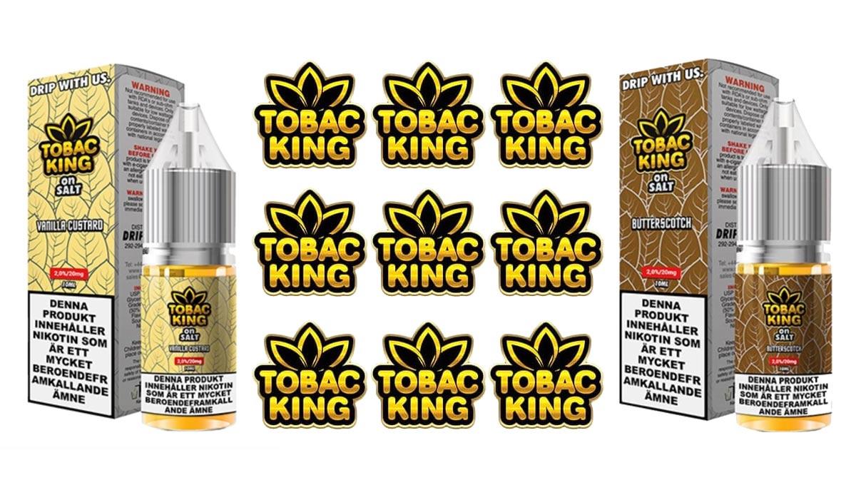 Tobac King on Salt
