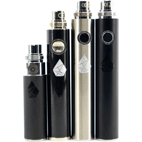 eGo-batterier till e-cigarett